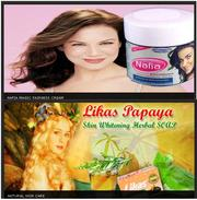 Nafia Magical Fairness Cream, Likas Fairness Soap,  SanciaCream-Pure Her