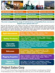 Sales Representative - Industrial MRO Consumables - Odisha