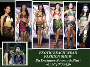 Beachwear Fashion Show