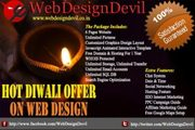 Web Design Diwali Offers Your Celebrations Our Innovations!