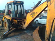 Used JCB (Loader cum Excavator) for Sales