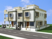 East Facing Duplex At Jagamara,  Airport View Book Now Hurry