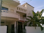 TOLET FOR A ATTRACTIVE TWO STO.BLDG.AT TANKAPANI RD