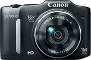 Canon camers SX 160 IS