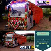 Bundia to Bhubaneswar Bus Ticket Booking Online