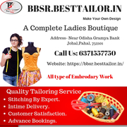 Best Ladies boutique in Bhubaneswar - Stitch your dress Online