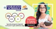 Narayana Schools Odisha-Admissions are Open(2019-2020)