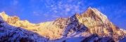 Annapurna Base Camp trekkng 2019