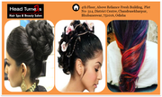 Best Salon for Hair Color in Bhubaneswar