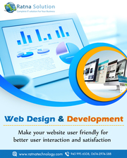 Heavy Discounts on the Range of Web Design Services