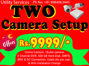 CCTV Security Camera Installation Offer