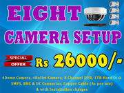 CCTV Camera Supplier for Your Business & Home