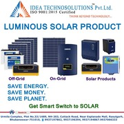 Luminous Solar Products Dealer Bhubaneswar