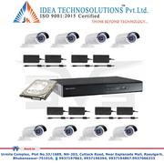 Hikvision CCTV Camera Provider Bhubaneswar