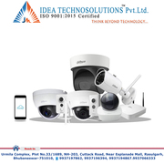 CCTV camera installation in Bhubaneswar