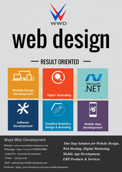 Tech firm dealing with web design,  web developer & app design