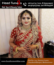 Best Bridal Makeup in Bhubaneswar