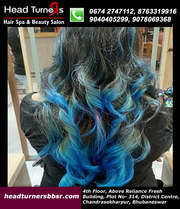 Best Hair Colour Salon in Bhubaneswar