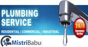 Plumbing Service,  Plumbing Contractor in Residential Vasant Kunj Delhi