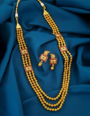 Explore Collection of Rani Haar Gold at Best Price