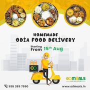 Book Delicious Odia Meals Online At ODMEALS