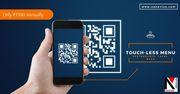 Tochless Menu For Restaurants | Nanovise Technologies