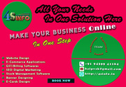 Website and Web Designing company in Cuttack - 4sinfo