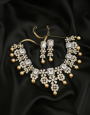 Get an Exclusive Collection of Latest Jewellery Set for Wedding at Bes