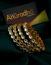 Latest Bangles Set Online at Best Price by Anuradha Art Jewellery