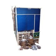 Fully automatic double die paper plate machine, To Buy, : +919348920066