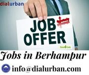 Jobs in Berhampur
