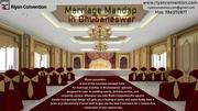 Marriage Mandap in Bhubaneswar