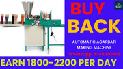 Buyback Agreement |Automatic Agarbatti Making Machine, call-9348920066
