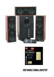 Intex 5.1 Subwoofer System 4800 Watt - Home Theater