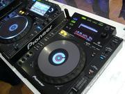 2x Pioneer CDJ-2000MK3  1x DJM-800 MIXER DJ PACKAGE ..... $ 2, 800